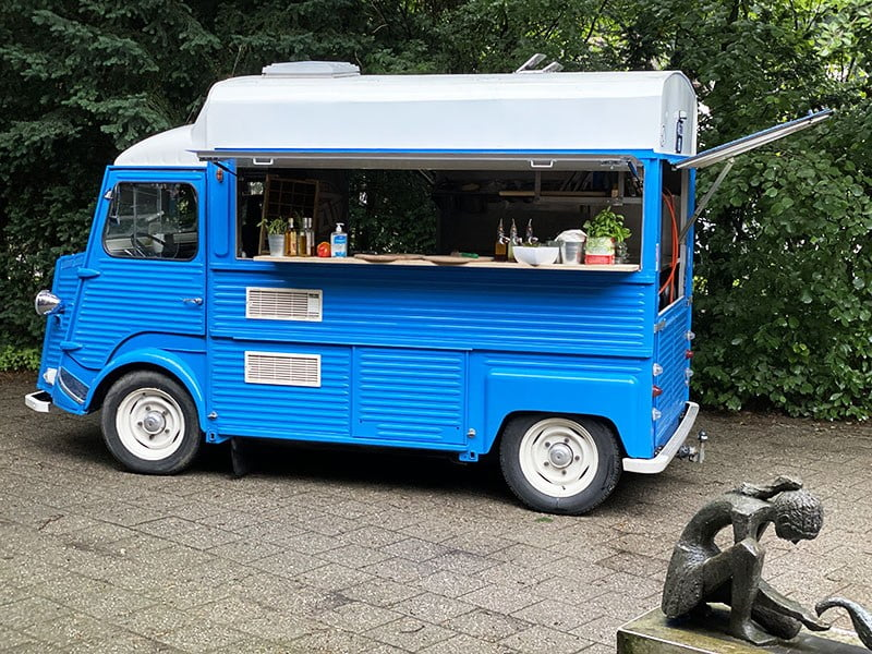 Pizza Foodtruck